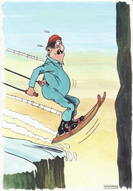 Le skieur qui ne voyait pas devant lui dans GALERIE PERSONNELLE skieur-446x640
