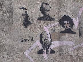 Le pochoir et la peinture par empreinte (Yves Klein) dans PEINTURE ET MATIERES pochoir