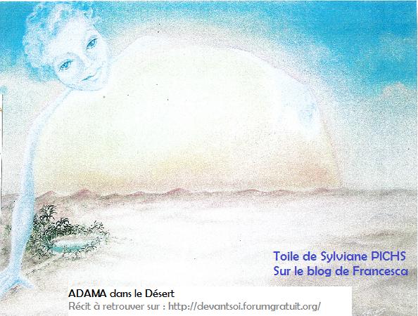 4 - Adama et le désert