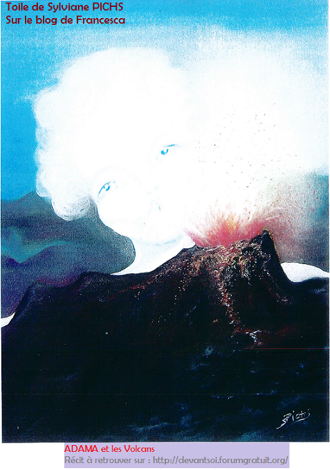 6 - Adama et les Volcans
