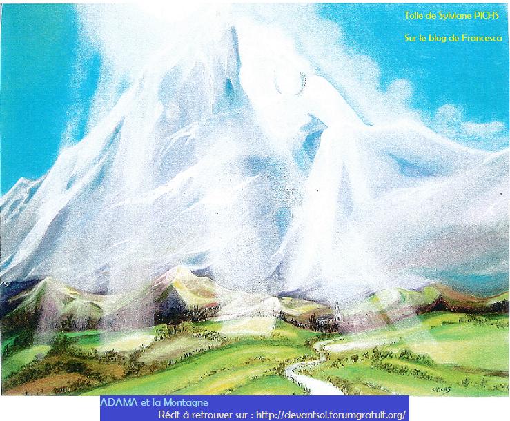 7 - Adama et la montagne